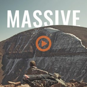 MASSIVE - A Utah Mountain Goat Hunt At 13,000 ft