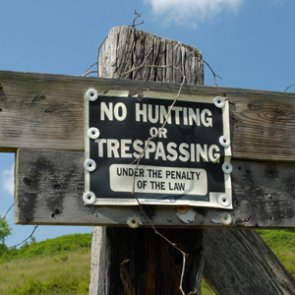 Shed hunters trespass in Utah