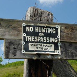 Shed hunters trespass in Utah