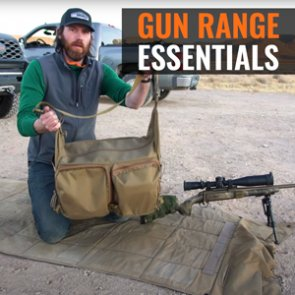 Gear essentials to take when shooting your hunting rifle