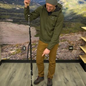 Gear Review - Seek Outside Trekking Pole Hitch