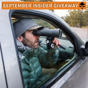 September INSIDER Giveaway: 6 Pairs of the Newly Released Vortex Razor UHD 10x50 Binoculars