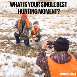 theBULLET - 21 single best hunting moments