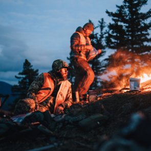 Things to consider before placing your camp in the mountains