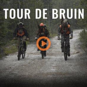 TOUR DE BRUIN - A Montana Spring Bear Hunt