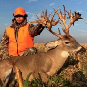 Tennessee hunter shoots world record nontypical buck