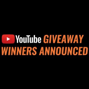 goHUNT YouTube GIVEAWAY - WINNERS ANNOUNCED
