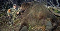 P&Y confirms world record Alaskan brown bear
