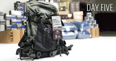 The 12 Days of INSIDER giveaway: Five Stone Glacier Avail 2200 Backpacks