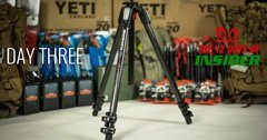 Day Three — The 12 Days of INSIDER giveaway — Three Manfrotto Tripods