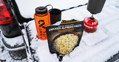 Backcountry meals that aren't Mountain House