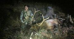 A Hail Mary Elk Hunt