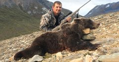 From dream to reality - A mountain grizzly bear hunt