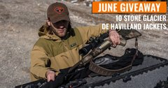 June INSIDER Giveaway: 10 Stone Glacier De Havilland Jackets