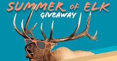 The Summer of Elk Giveaway!