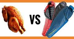 Turkey vs Sleeping Bag — The goHUNT Stress Test