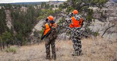 October is now National Hunting and Fishing Month
