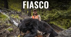 FIASCO - A Montana Spring Bear Hunt