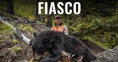 FIASCO - A Montana Spring Bear Hunt