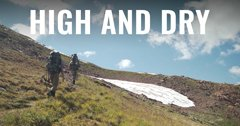 HIGH AND DRY - A Colorado Archery Mule Deer Hunt