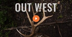 OUT WEST - A Wyoming Backcountry Archery Elk Hunt