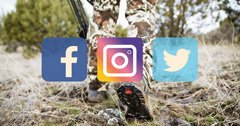 Social media's impact on hunting